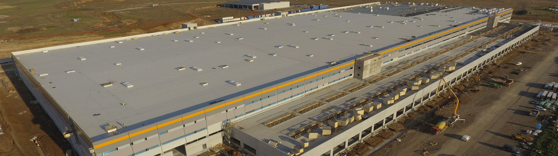 Amazon logistic center - Rieti - Italy