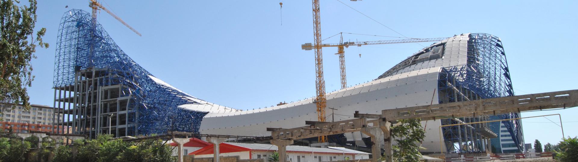 Heydar Aliyev Center - Baku - Azerbaijan
